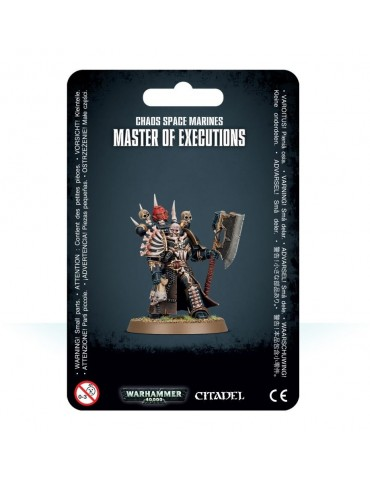 Chaos Space Marines: Master...