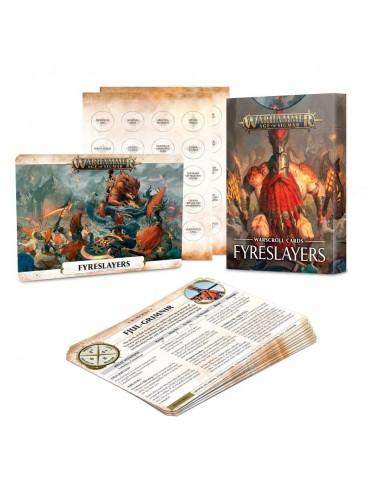 Warscroll Cards:...