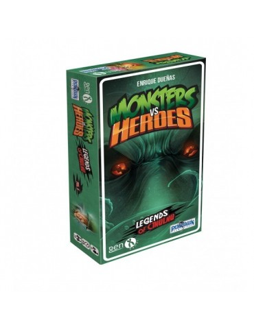Monsters Vs. Heroes:...