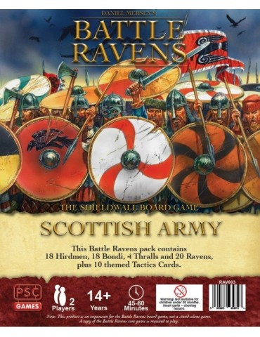 Battle Ravens: Scottish Army