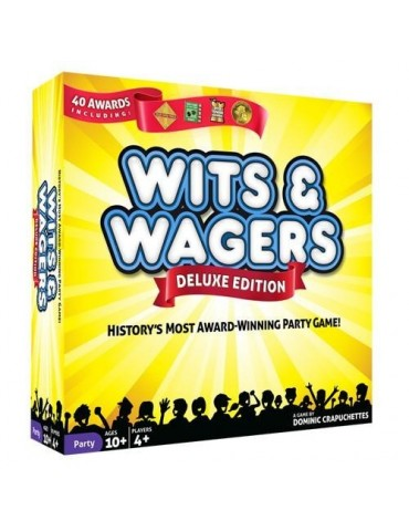 Vegas Wits & Wagers (Deluxe...