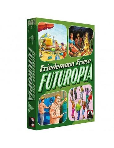 Futuropia (Inglés)