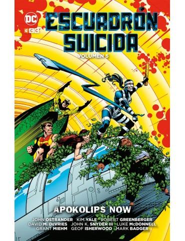 Escuadrón Suicida vol. 05:...