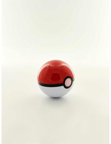 Altavoz Bluetooth Pokeball:...