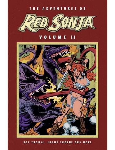 Crónicas de Red Sonja Nº02/04