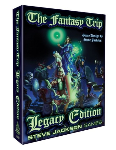 The Fantasy Trip: Legacy...