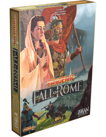 Pandemic: Fall of Rome...