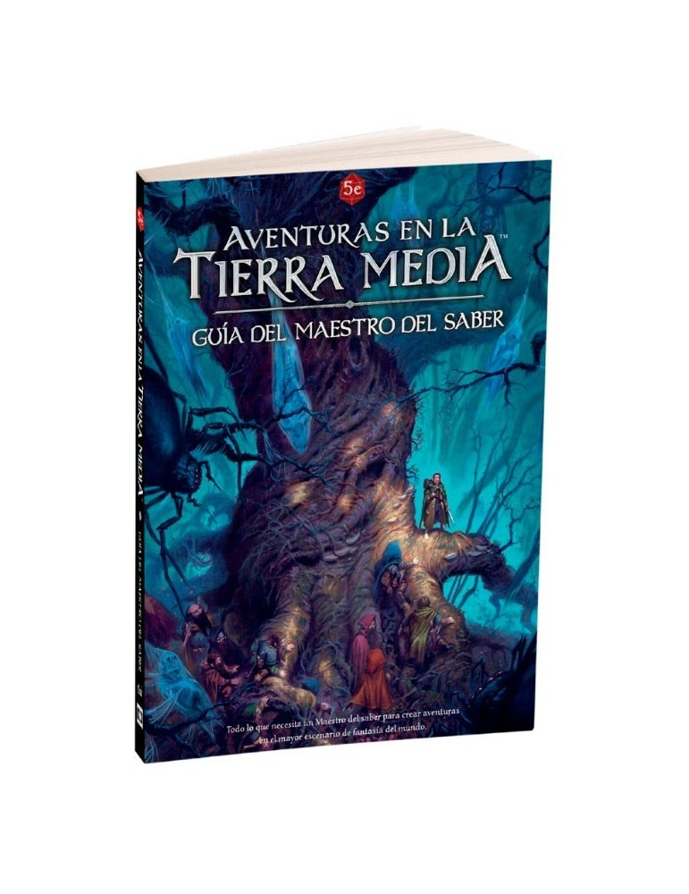 Aventuras en la Tierra Media: Guía del Maestro del Saber (Castellano)
