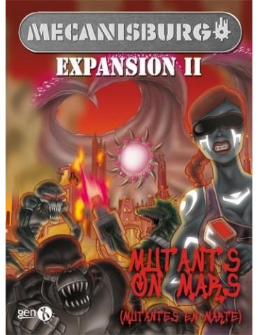 Mecanisburgo Expansión 2:...