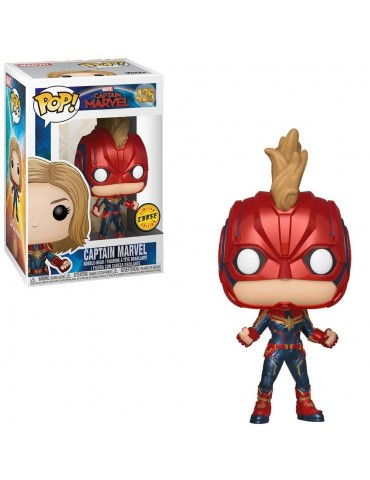 Figura POP Captain Marvel...
