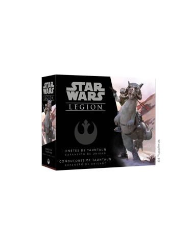 Star Wars: Legión - Jinetes...
