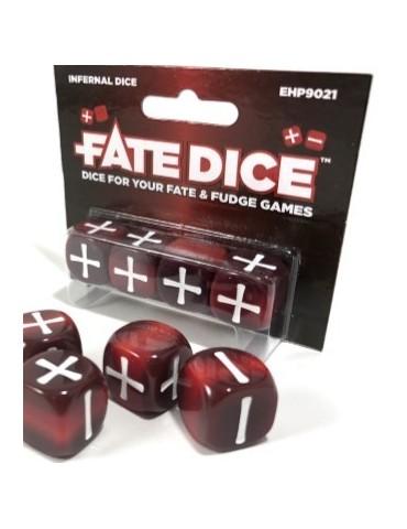 Set de dados Fate Dice:...