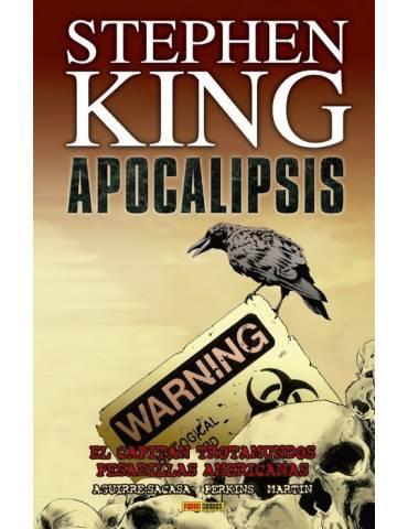 Apocalipsis de Stephen King...