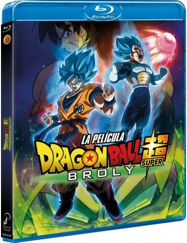 Blu-Ray Dragon Ball: Super...