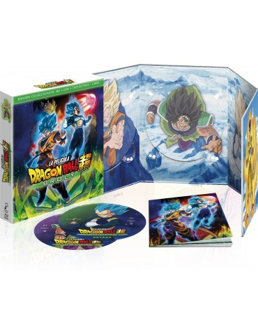 Blu-Ray Dragon Ball Super...