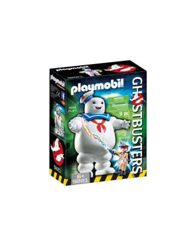 Playmobil: Muñeco Marshmallow
