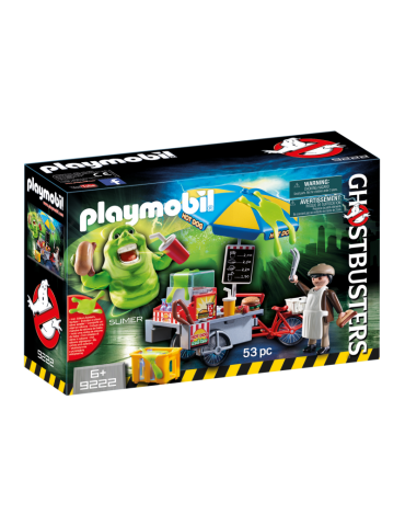 Playmobil: Slimer con Stand...