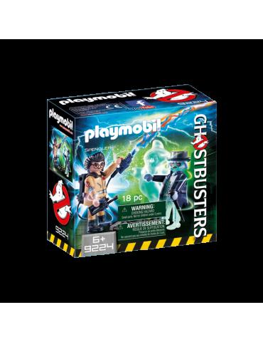 Playmobil: Spengler y Fantasma