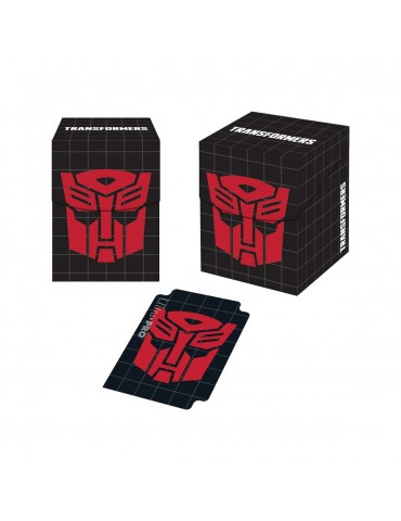 Deck Box Transformers Autobots