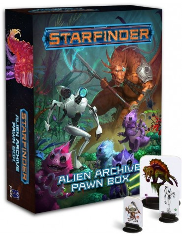 Starfinder Alien Archive...