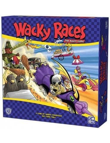 Wacky Races (Inglés)