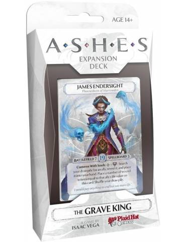 Ashes: The Grave King (Inglés)