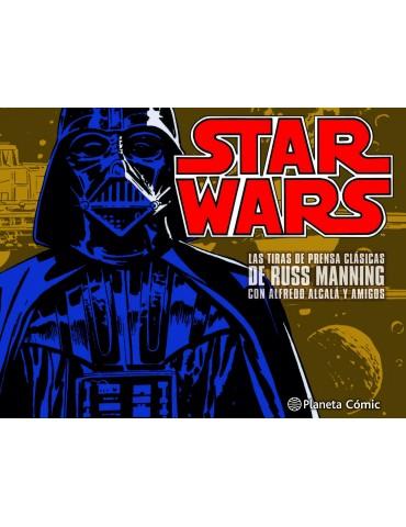 Star Wars Tiras de Prensa...