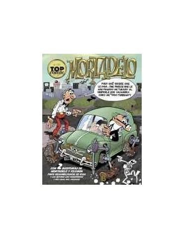 Top Comic Mortadelo 61. El...
