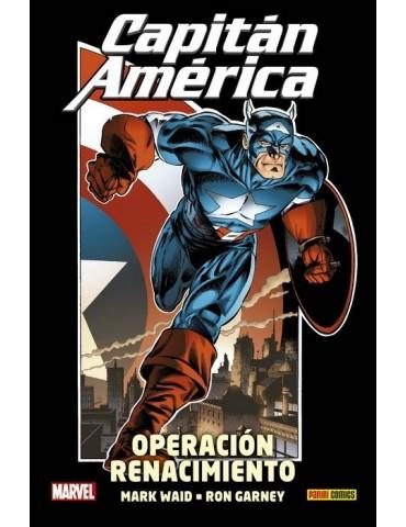 Capitán América: Operación...