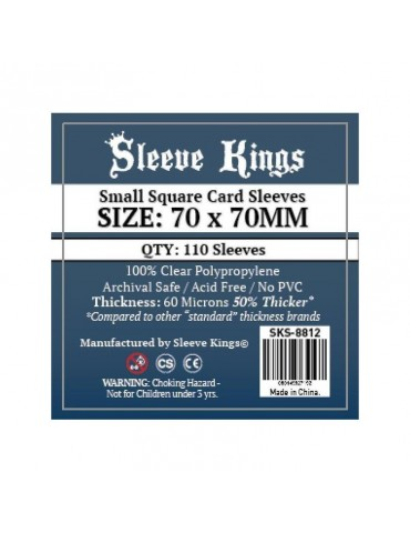 Fundas Sleeve Kings Small...
