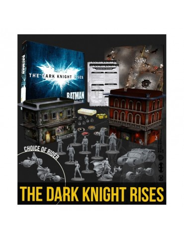 Batman Miniature Game: The...