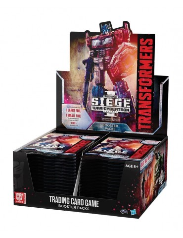 Transformers TCG:  War for...