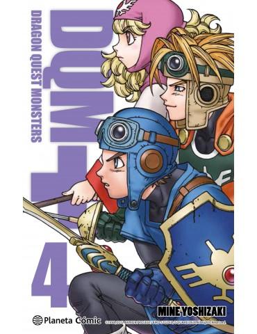 Dragon Quest Monsters Nº04/05