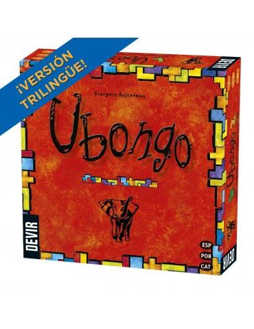 Ubongo Trilingüe (Nueva...