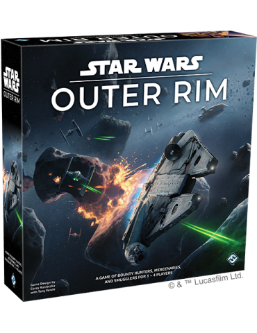 Star Wars: Outer Rim (Inglés)