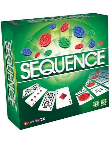 Sequence: The Board Game...