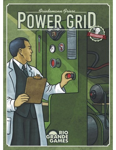 Power Grid: Recharged (Inglés)