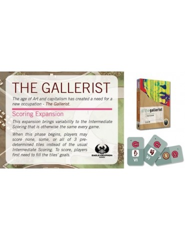 The Gallerist: Scoring...