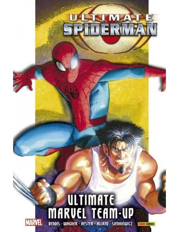 Ultimate Spiderman Integral...