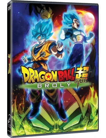 DVD Dragon Ball Super Broly