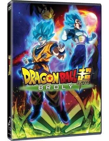 DVD Dragon Ball Super Broly