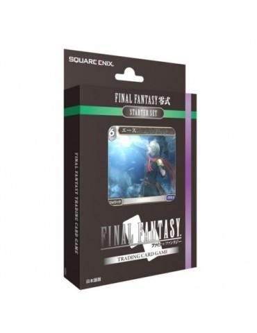 Final Fantasy TCG Mazo FF...