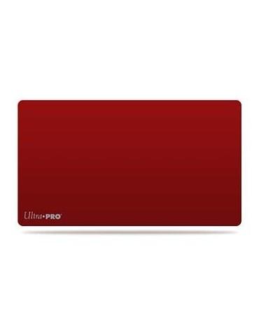 Tapete rojo con logo Ultra Pro