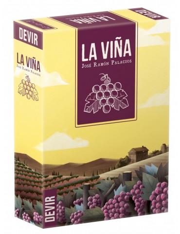 La viña (Inglés)