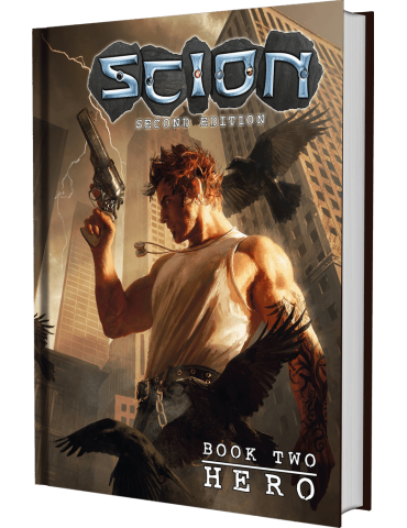 Scion (Second Edition): Hero
