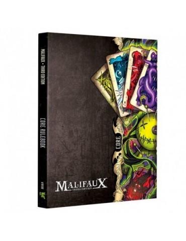 Malifaux Core Rulebook...