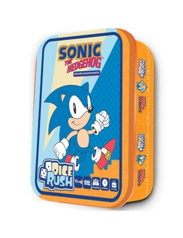 Sonic, The Hedgehog Dice Rush