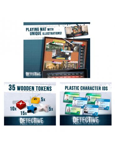 Detective: Pack Promo en...