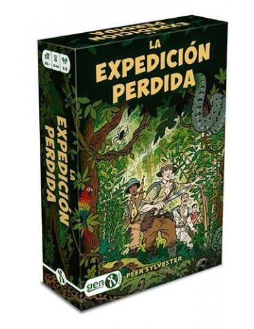 La Expedición Perdida...