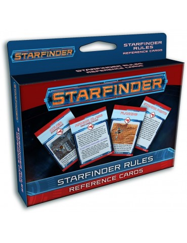 Starfinder Rules Reference...
